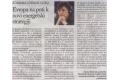 Evropa na poti k novi energetski strategiji. Št. 14/2010, str. 10.