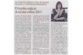 Evropska unija in slovenske volitve 2011. Št. 13/2011, str. 13.